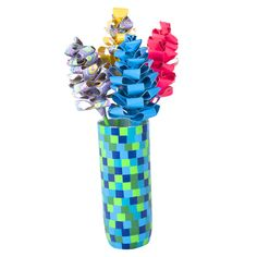 LOVE the vase, too!! Get creative with Duck Tape & earn points for exclusive prizes with #Ducktivities!