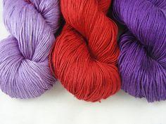 Lace Weight Silk Yarn/ Maharaja Silk yarn 150g / by amberthreads, $30.00