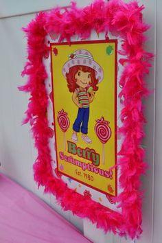 Strawberry Shortcake Birthday Theme - Party Ideas |Kara's Party Ideas