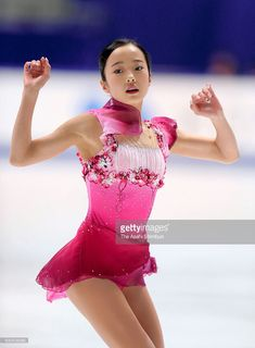 Marin Honda competes in the Women's Singles Free Skating during day four of the 85th All Japan Figure Skating Championships at Towa Yakuhin RACTAB Dome on December 25, 2016 in Kadoma, Osaka, Japan.