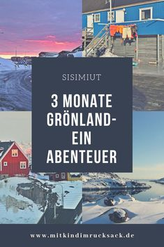3 months in Greenland Memories of a past adventure. What it's like to live in ice in a completel What Is Like, Us Travel, Travel Inspiration, Past, Berlin, Europe, Memories, Explore, Adventure