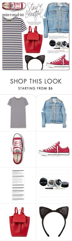 """""""Casual"""" by bibibaubau ❤ liked on Polyvore featuring NLST, High Heels Suicide, Converse, Arche, ANNA, Mansur Gavriel and Charlotte Russe"""