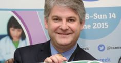 Philip Davies, the MP for Shipley, West Yorks, proudly posed for pictures during Carers Week - four months before he stopped them getting free hospital parking