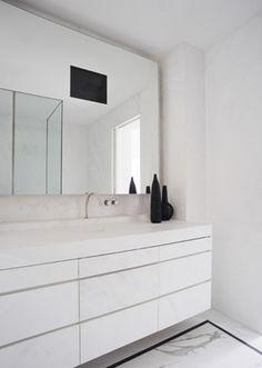 Bathroom by Joseph Dirand.