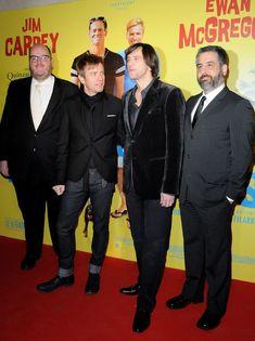 Jim Carrey, Jim Gianopulos, Neal Moritz - Jim Carrey Photos - Zimbio Phillips Morris, Jim Carrey, Photo L, Theatre, Jim Carey, Theatres, Theater