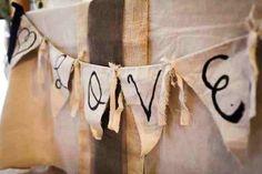 fanions decoration mariage  (7)