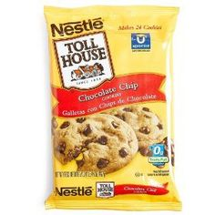 Refrigerated Cookie Dough, Cupcake Collection, Printable Coupons, Printables, Toll House, Cereal Bars, Fruit Cups, Grocery Coupons, Dark Chocolate Chips