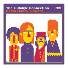 The Lullabye Connection / Radio Honey Flowers 7 by Skinny Ships, via Flickr