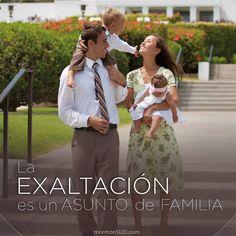 La exaltación es un asusto de familia.