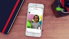 Facebook comienza a implementar las Live Photos para su aplicación para los dispositivos iOS en Estados Unidos