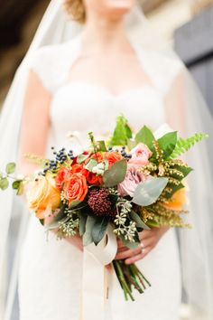 Fall pretty: http://www.stylemepretty.com/2015/09/14/25-breathtaking-bouquets-perfect-for-fall/