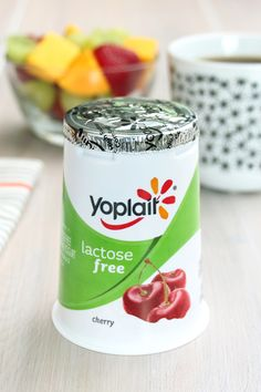 Yes, it is possible to have real yogurt without any of the discomfort of dairy. Lactose Free Yoplait has you covered!