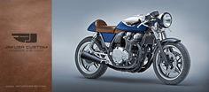 Jakusa Custom Honda CB 1100 by Jakusa1
