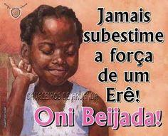 Eremim  #criançasumbanda #umbandajundiaí #saravá #tsaradeumbandasantasarakali #umbanda #candomblé #erês #eremim #onibejada