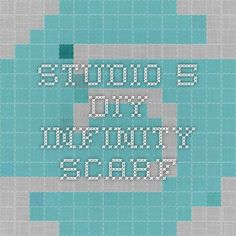 Studio 5 - DIY Infinity Scarf