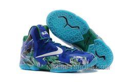 the best attitude 5de4f d4fd0 Nike LeBron 11 Custom Everglades Super Deals BcSnS8