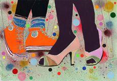 Sarah Beetson Fashion Illustration