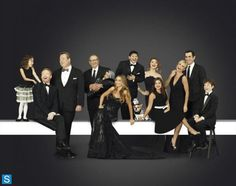 This show makes me happy, good to see this  king of programme come out of the U.S. I HEART Modern Family!