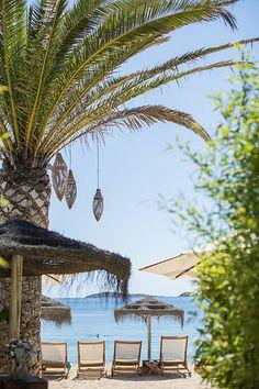 Babylon Beach Ibiza, Ibiza beach restaurant - White Ibiza