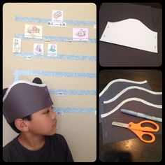 My Father's World Adventures in US History - Tricorn Hat - Week 10