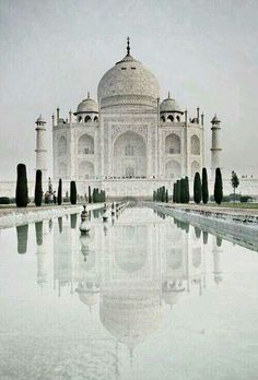 Taj Mahal, Agra ~ India