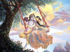 All about Krishna's Beloved, Shrimati RADHARANI