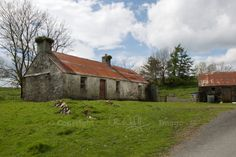 Old farm buildings, Isle of Lismore #Scotland