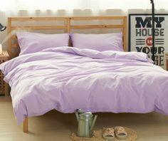 New to CustomLinensHandmade on Etsy: Lavender purple duvet cover purple bedding in natural linen twin bedding twin duvet cover (177.00 USD)