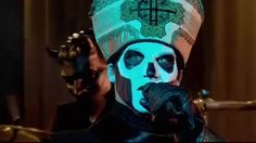 Papa sure knows how to make a girl swoon!!  #ghost #ghostbc #papaemeritus