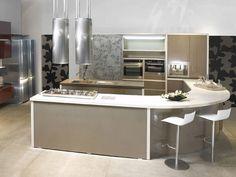 Kitchen Island, Kitchens, Home Decor, Island Kitchen, Decoration Home, Room Decor, Kitchen, Cuisine, Home Interior Design