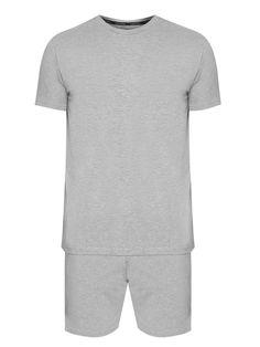 Shop2gether - Pijama Masculino - Calvin Klein - Cinza
