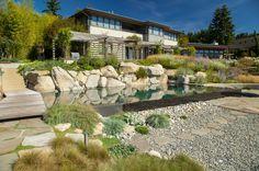 AFTER Beach Style Landscape by Paul R Broadhurst + Associates
