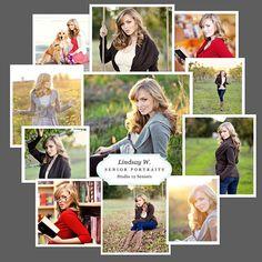 Multi photo layout