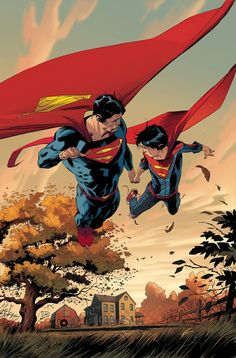 Superman 27 , by Jorge Jiménez, Superboy, DCcomics, DCrebirth