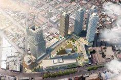 Bajalta California | Residential Architect | SHoP Architects, Tijuana, Mexico, Mixed-Use