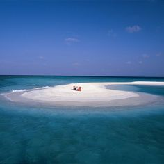 Dinner for two? Maldives