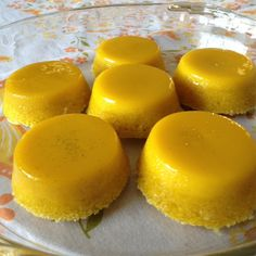Quindim - Brazilian Coconut Custard (made with EGGS and BUTTER, two of my favorite foods)