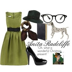 Anita Radcliffe, created by tottlebud on Polyvore