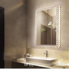 Bathroom mirror lights should be one of the first items you should consider when remodeling a bathroom. They will help you to change the appearance of your bathroom without spending a ton of money.