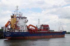 http://koopvaardij.blogspot.nl/2017/07/14-juli-2017-afgemeerd-bij-dockside.html    2 november 2000 opgeleverd als ZARA  van ms Zara Schiffahrtsgesellschaft.mbH & Co. Reederei K.G., Willemstad, Curaçao