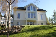 This home is perfect for #skiing in #winther and hiking/biking in the summer!  #norway #lillehammer