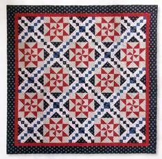 STARS OF MINE Quilt Pattern: Confident Beginner, Strip Piecing, from Magazine #QuiltPatternOriginalpagesfrommagazine