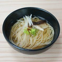 玄米麺ラーメン