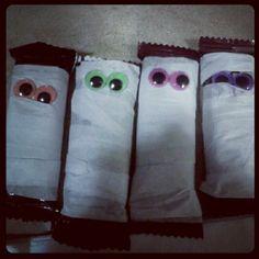 Halloween Treats for my 4th graders