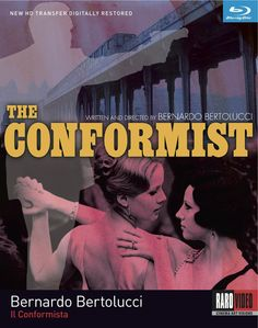 The Conformist - Blu-Ray (Raro Region Free) Release Date: Available Now (Amazon U.S.)