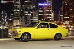 Holden Gemini Coupe My Dream Car, Dream Cars, Holden Gemini, Australian Cars, Custom Muscle Cars, Plymouth Fury, Old Cars, Vintage Cars, Classic Cars