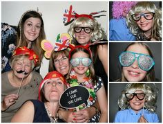 How to make your own Birthday Photo Booth