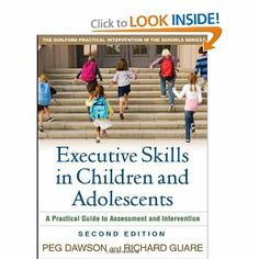 coaching students with executive skills deficits the guilford practical intervention in the schools series