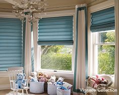 Vignette® Modern Roman shades by Hunter Douglas feature consistent folds with no exposed rear cords, keeping windows uncluttered. Superior quality modern shades for your home. Roman Shades, Home, Classic Roman Shades, Shades Blinds, Contemporary Windows, Window Coverings, Window Styles, Modern Roman Shades, Blinds For Windows