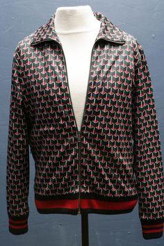 Mens un-worn designer bomber jacket by Gucci size M 40 chest,